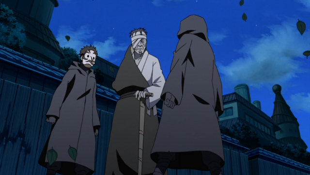 File:Itachi And Danzō.png