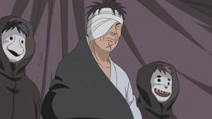 The Sixth Hokage Danzo