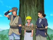 Kidnapped! Naruto's Hot Spring Adventure!