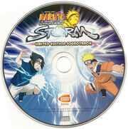 Naruto Ultimate Ninja Storm Limited Edition Soundtrack