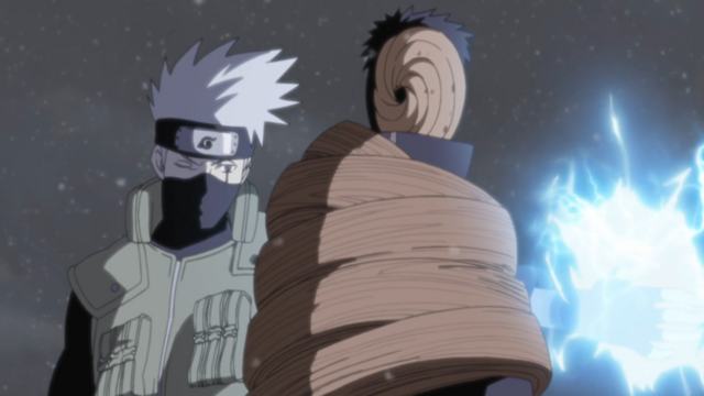 File:Kakashi and Yamato restrain Madara.png