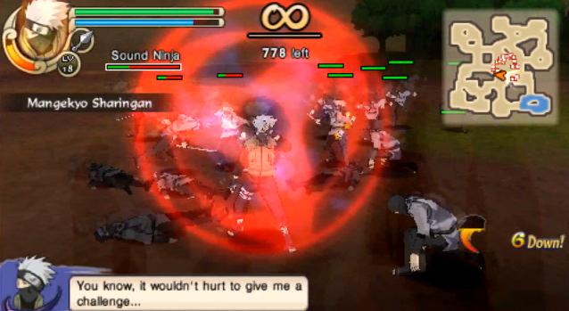 Naruto Shippuden: Ultimate Ninja Storm 3 Full Burst - Sasuke ...