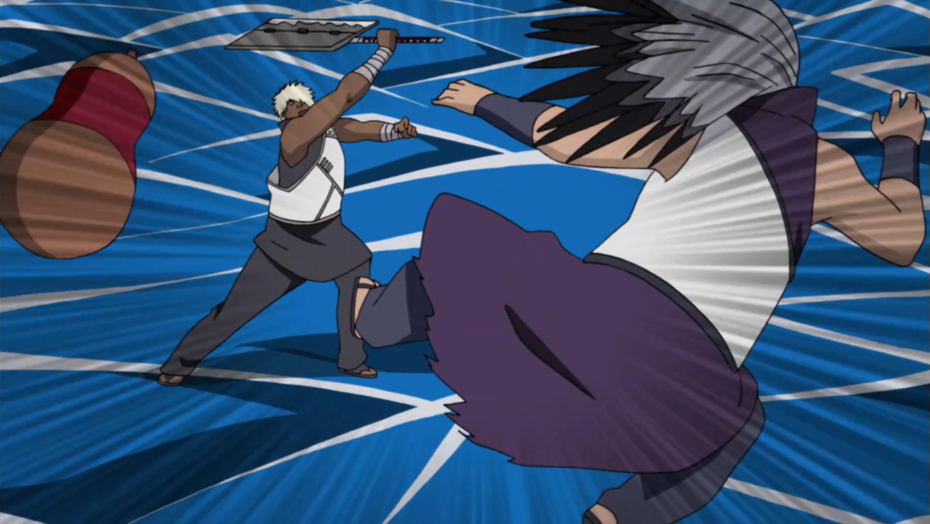 Boruto: Naruto the Movie|Darui (Raikage) by iEnniDESIGN on DeviantArt