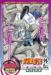 Naruto Gaiden Oneshot Cover.png