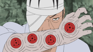 Danzo's Right Arm