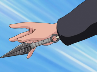 Hidden Kunai Mechanism