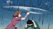 Matsuri saves Lee