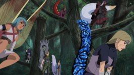 Obito's Paths Transform