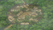 Village hidden in Genjutsu Trees