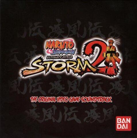 File:Naruto Shippūden Ultimate Ninja Storm 2 - The Original Video Game Soundtrack.jpg