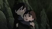 Ashitaba and Komichi in danger