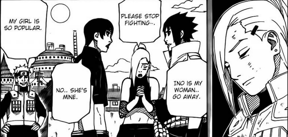 ino and sai relationship tips