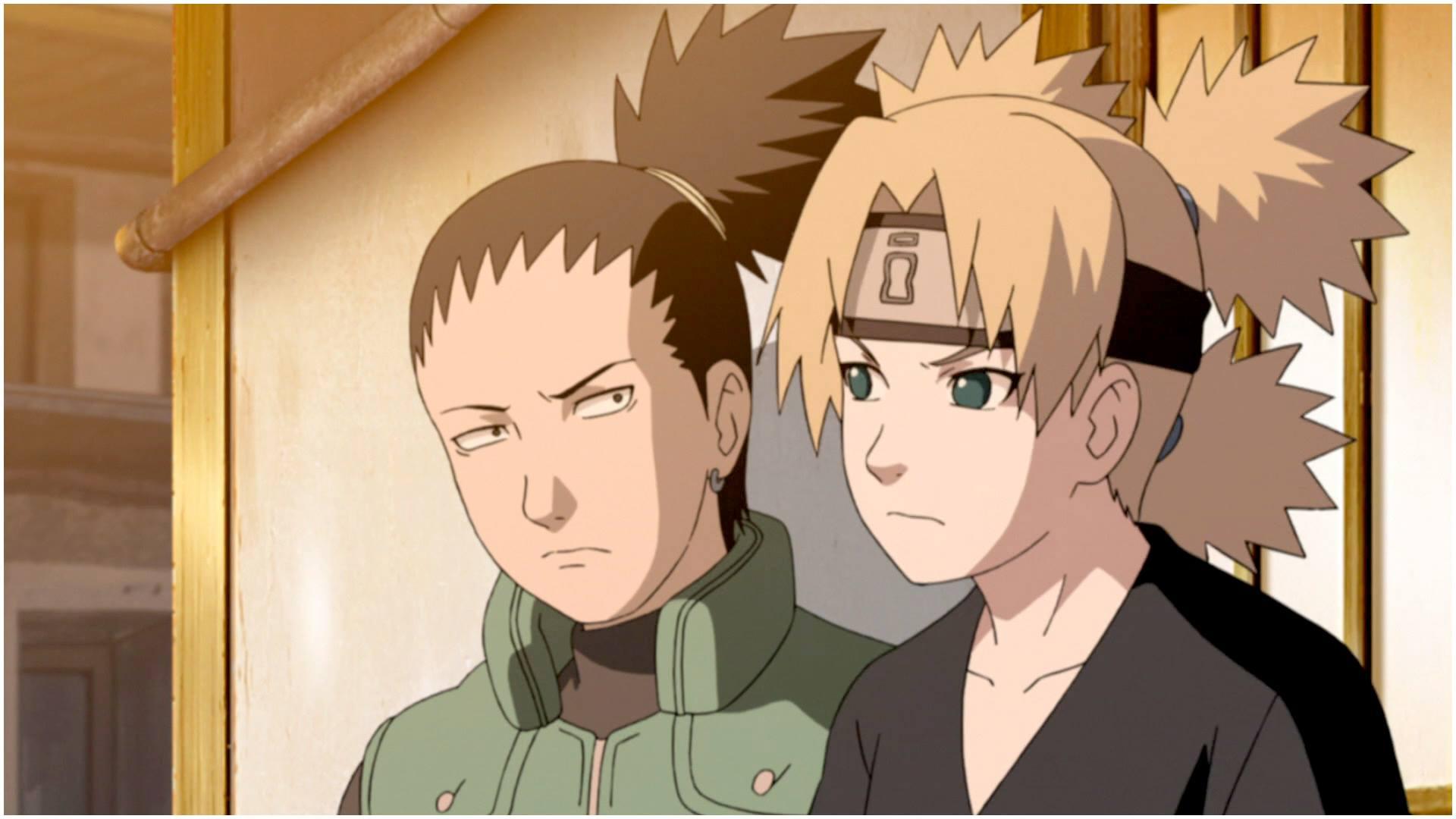ShikaTema | Naruto Couples Wiki | FANDOM powered by Wikia