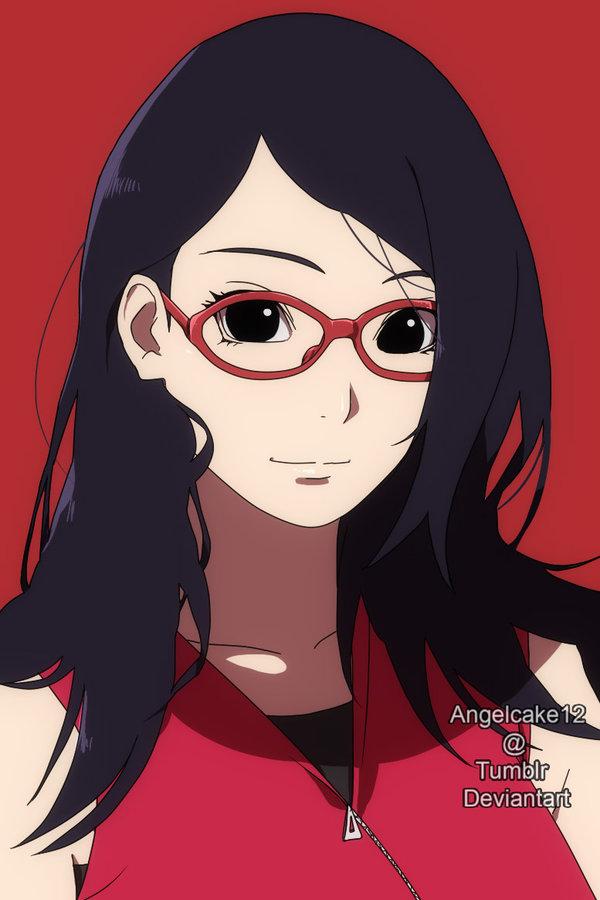 Sarada Uchiha Sparks Naruto Fanon Wiki Fandom