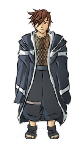 Naruto OC Chishio heki