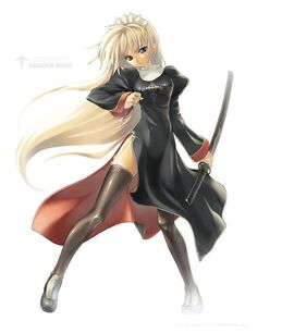 Zukia (Priestess Form)