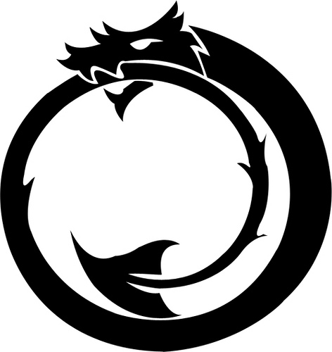 Yamanaka Clan Symbol Ishida Clan Symbol a Dragon