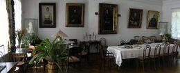 Arthur III's dining room