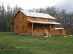 Amish house