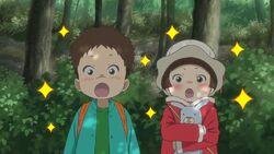 Natsume Yuujinchou - OAD children sparkles