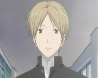 Natsume wondering about taki expression