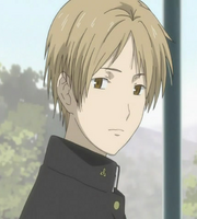 Natsume school uniform closeup