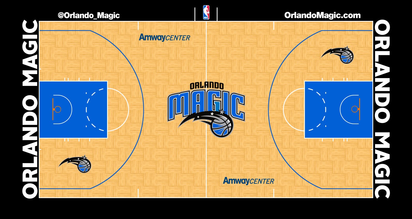 Image - Orlando Magic court logo.png | Basketball Wiki | Fandom powered by Wikia
