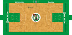 Boston Celtics court 2015