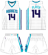 Charlotte Hornets home uniform 2014-15