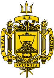 United States Naval Academy Insignia