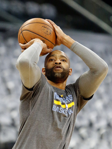 Vince Carter with Magic