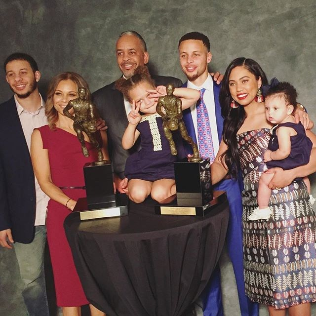 Curry Family | Nbafami...