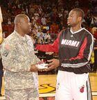 Dwyane Wade HOMEStrong Program Pregame March 2, 2009
