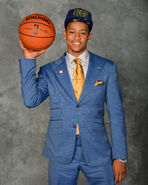 Trey's nba draft