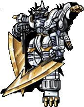 AncientGarurumon