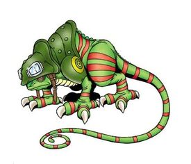 Chameleonmon
