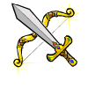 New weapons icon