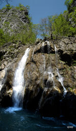 Šištica Vodopad ušće u Neretvu