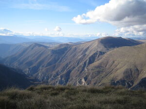 - - - Kanjon Rakitnice sa Drstve iznad Međeđe (16224629)