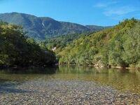 Glavaticevo - Neretva u zupskom polju izmedju dva kanjona