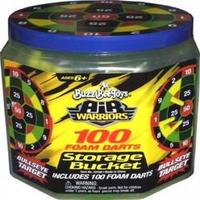 100 foam darts refill bucket