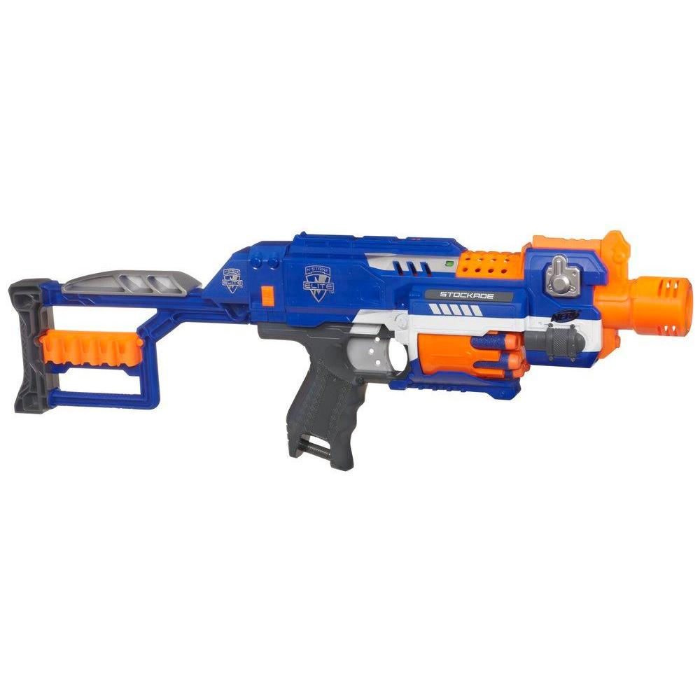 Awesomely Nerf: Stockade Review(75ft version)