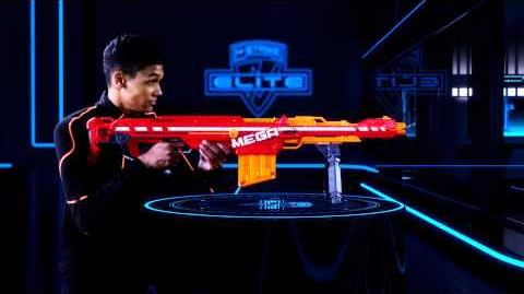 Nerf N-Strike Elite Mega Centurion TV Spot