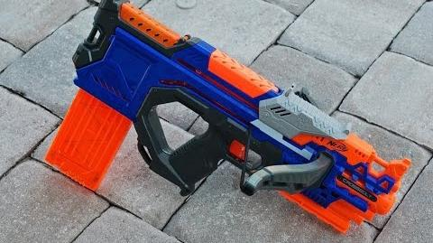 REVIEW Nerf Elite Crossbolt Unboxing, Review, & Firing Test