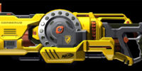 List of fictional Nerf N-Strike Elite blasters