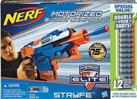 Nerf-elite-stryfe-with-the-new-elite-special-edition-darts