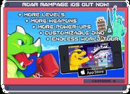 Dino snad dino rampage