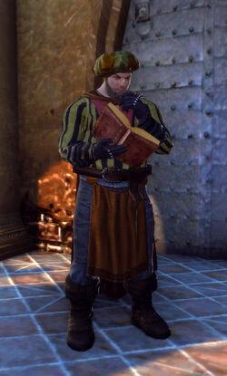 Fenton Udall - Guild Banker