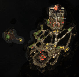 Finding Honor Quest Map