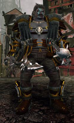 Orc Spellscarred Commander